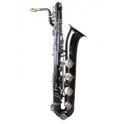 Brancher Sax Baritone Black Silver - BBS