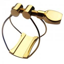 ligature fil métal, plaqué or